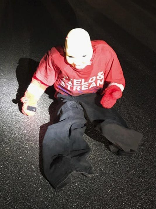 Dummy Attempted Carjacking