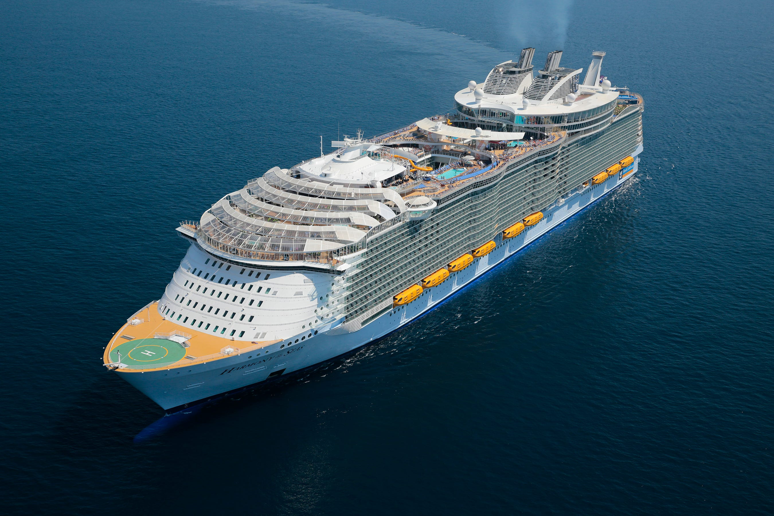 Preview The hottest new cruise ships