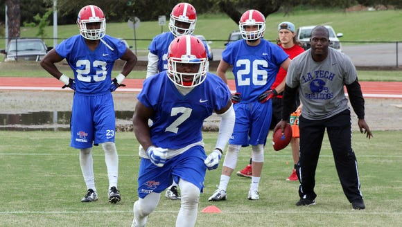 Louisiana Tech's defense has played well all spring