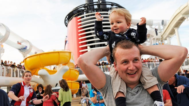 Disney Dream wins the title of Best Cruise Ship for Families in the 10Best Readers' Choice awards.