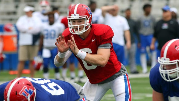 Louisiana Tech quarterback Jeff Driskel will represent the offense later this month at Conference USA Media Days.