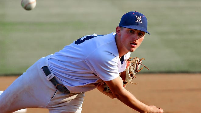 West Monroe senior second baseman Taylor Young committed to Louisiana Tech on Thursday.