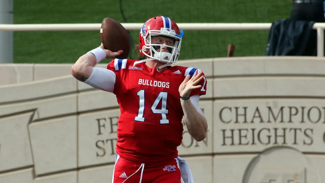 Louisiana Tech is one of three C-USA teams that can become bowl eligible this weekend.