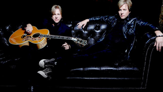 """Matthew and Gunnar Nelson pay tribute to their father, Ricky, in """"Ricky Nelson Remembered starring Matthew and Gunnar Nelson."""""""
