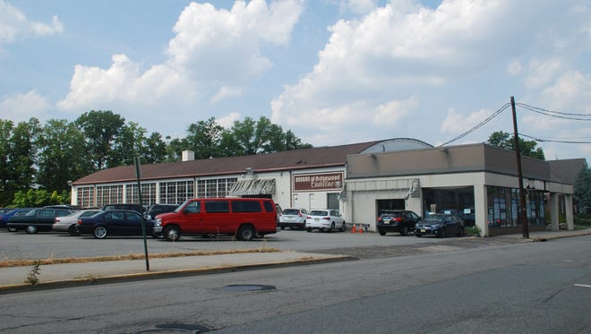 Brogan Cadillac on South Broad Street is the proposed site for an application currently before the Ridgewood Planning Board.