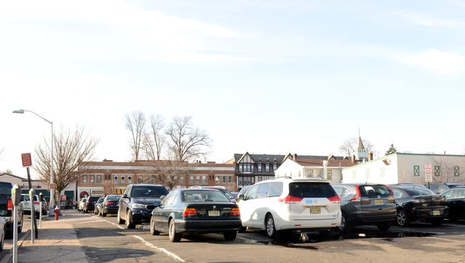 A proposal calls for building a parking garage in Ridgewood on what is currently the site of parking lot.