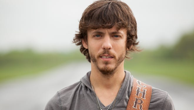 Chris Janson is playing a free show at Wild Greg's Wednesday night.