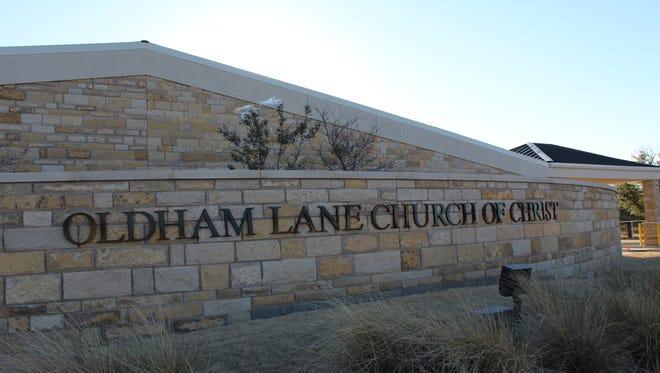 Oldham Lane Church of Christ.