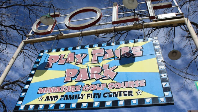 Play Faire Park will undergo major changes beginning this year thanks to more than $36,000 raise on the funding site Kickstarter.