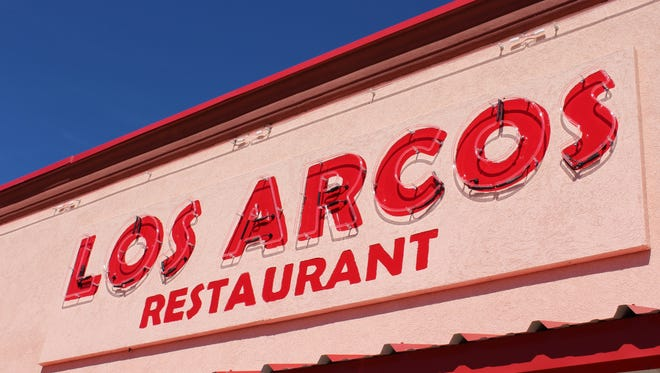 Los Arcos, a north Abilene Mexican food restaurant, reopened Wednesday, just over a year after a fire greatly damaged the building.
