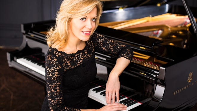 Pianist Olga Kern will perform as part of the Speed Concert Series.