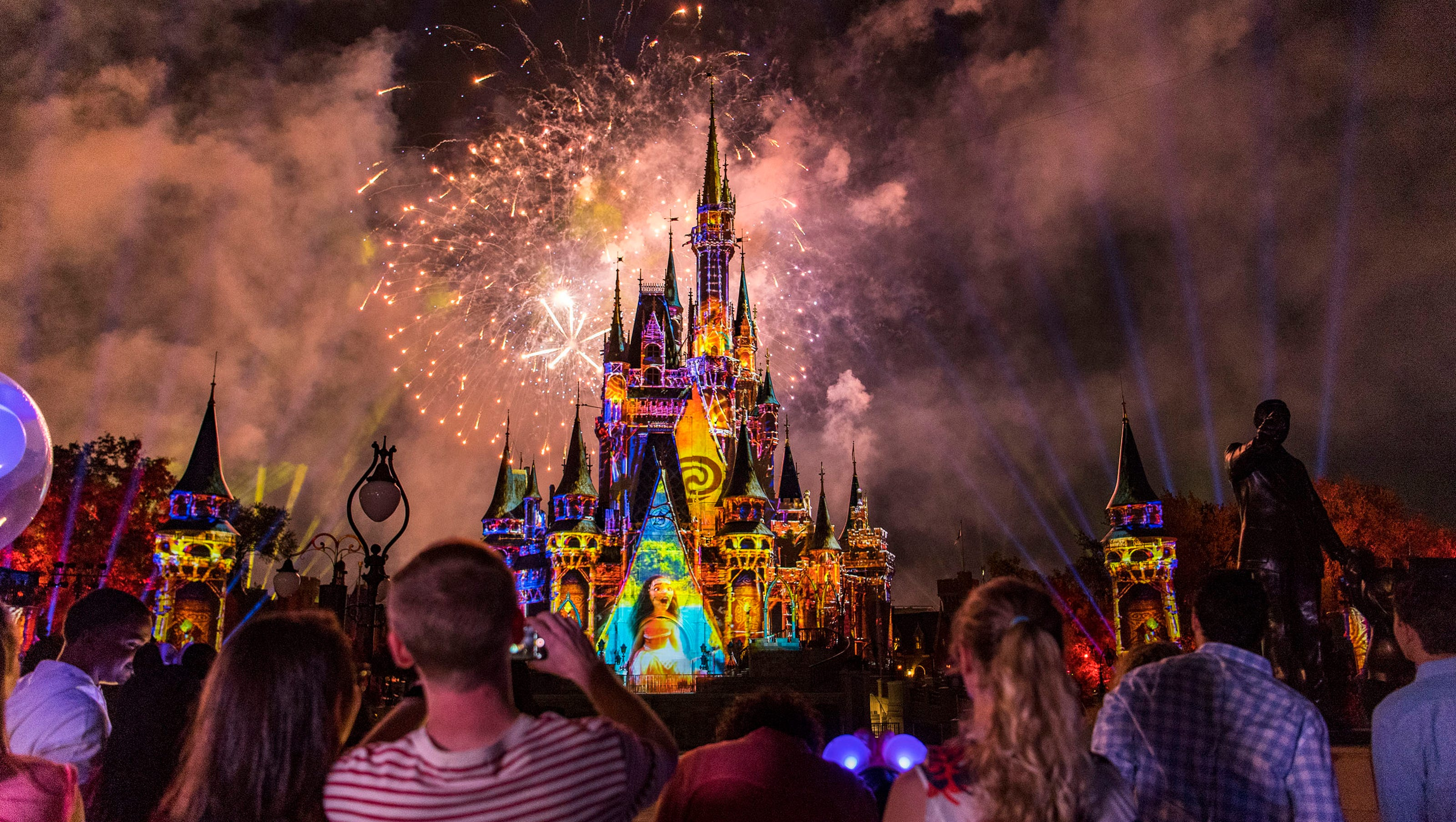 Disney S Magic Kingdom End The Day Happily Ever After