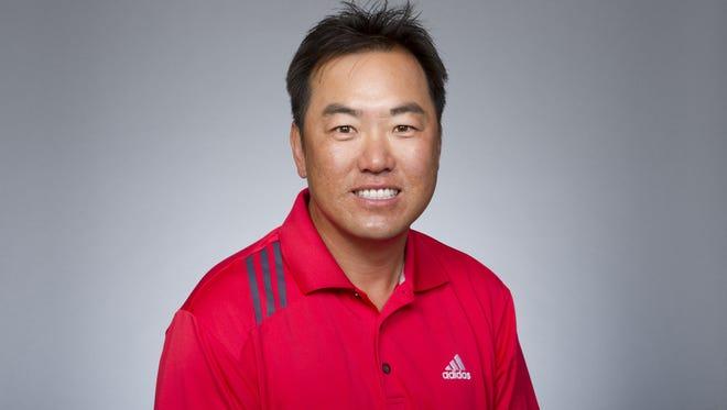 Former Nevada golferCharlie Wi has cut back on his PGA Tour events