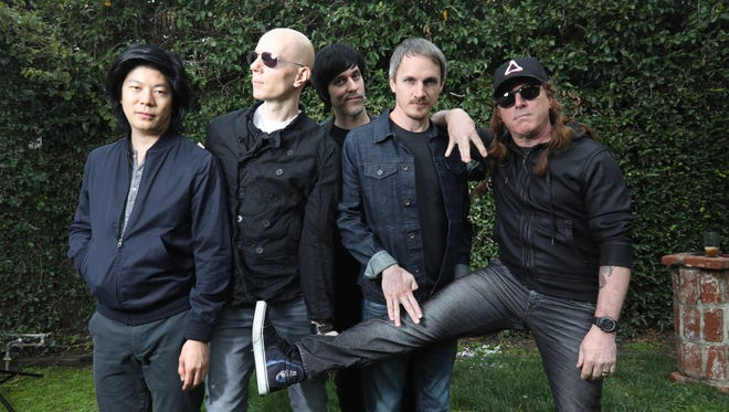 A Perfect Circle plays BB&T Arena Nov. 19.