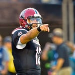 USC's Perry Orth not ready to throw in the towel