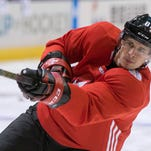Penguins star Sidney Crosby out with another concussion