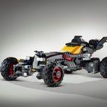 Chevrolet unveils life-size LEGO Batmobile at Detroit auto show