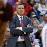 It is basketball's Holtmann Bowl:  Ohio State next for Butler