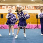 Special Olympics Kentucky's state cheerleading competition