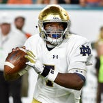 What Notre Dame OC must see from Brandon Wimbush in final week of spring practice