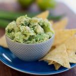 10 fresh takes on Super Bowl guacamole: recipe