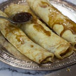 It's time to learn crepes (with bananas foster): recipe