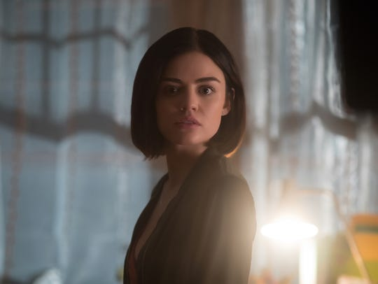 "Lucy Hale stars in ""Truth or Dare."""