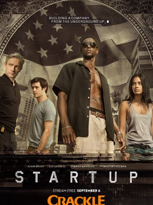 'StartUp,' a new drama from Crackle starting September 6.