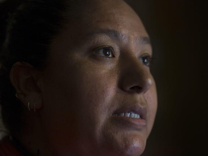 Maribel Ontiveros talks about the morning the Arizona