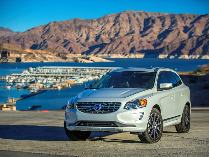 Last year's design refresh graced Volvo's XC60 with