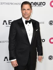 Actor Rob Lowe is the new Atkins spokesman.