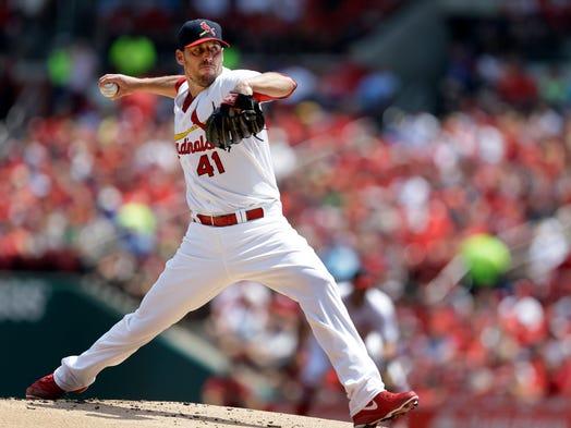 John Lackey, Cardinals