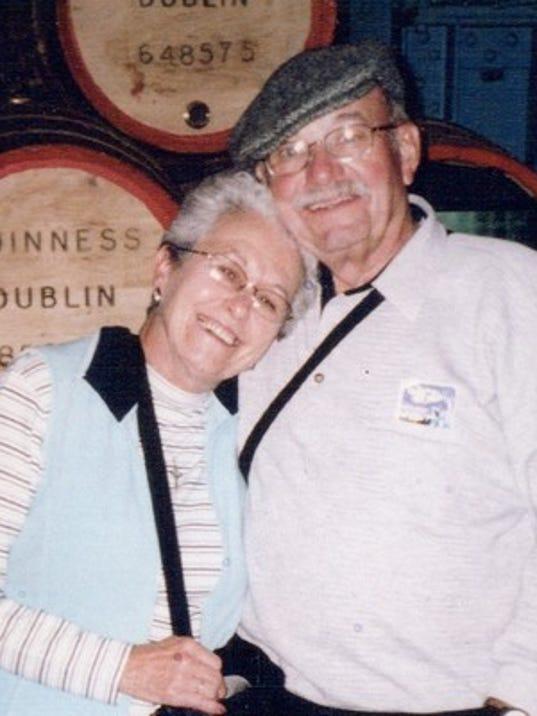 Anniversaries: Del Mahoney & Bev Mahoney