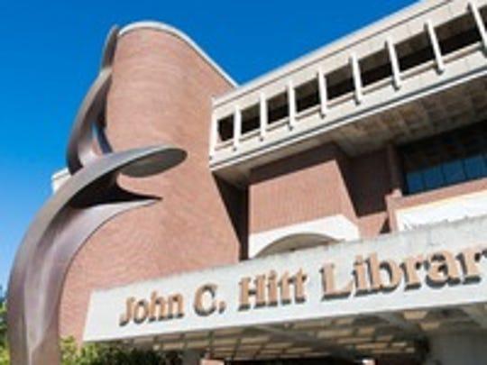 UCF John C. Hitt Library