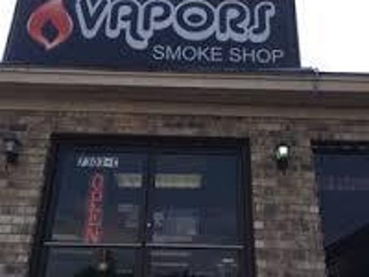 Vapor Smoke shop web