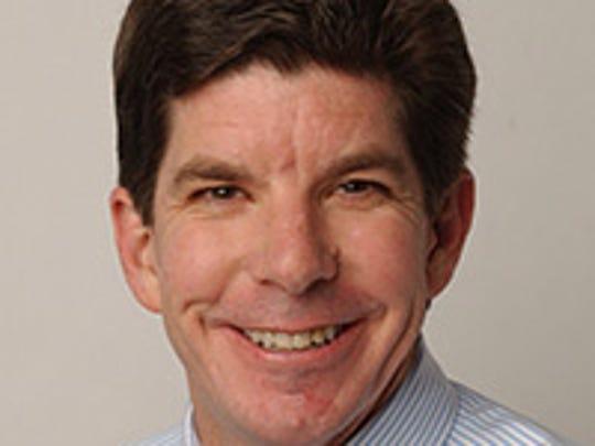 Brian Dickerson, Detroit Free Press columnist.