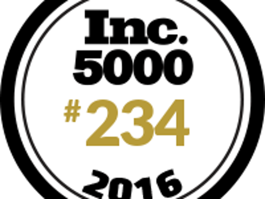 Inc. magazine ranked Avadim as the 234th-fastest growing company in America this year.
