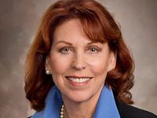 Donna Clarke is on the Lee Health board of directors.