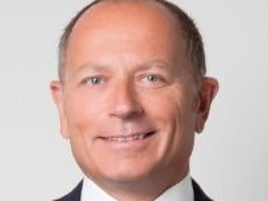 Paul Block, SVP Worldwide