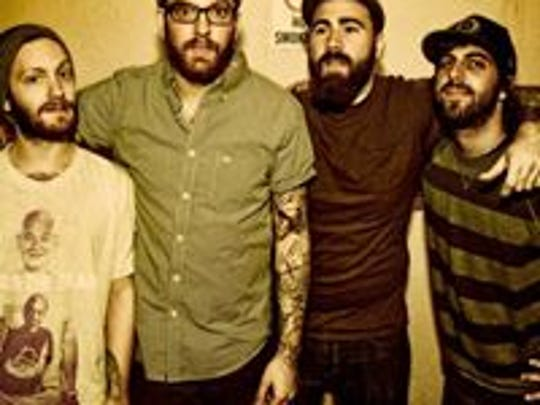 Four Years Strong band members.