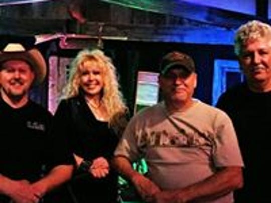 Kickin Kountry will perform Saturday night in downtown
