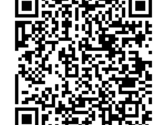 Use phone camera to scan QR code and register to judge