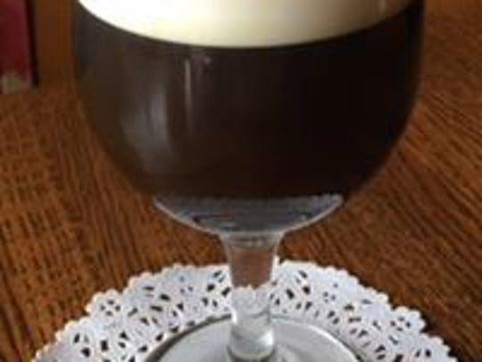 Quiet Man Irish Coffee.