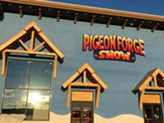 Pigeon Forge Gets Indoor Snow Tubing Park Play Area Open Year Round