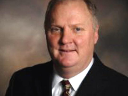 Florence Council candidate Duane Froelicher