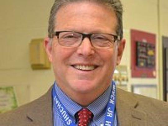 Steven Shuchat, Van Wyck Junior High School principal