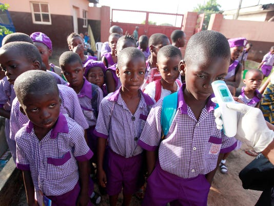 Nigeria succeeds at containing Ebola
