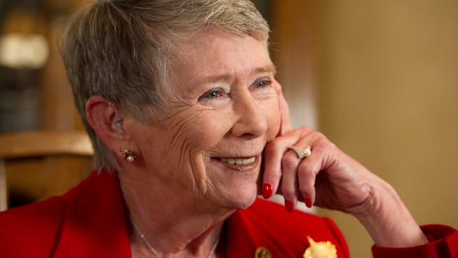 Rep. Carolyn McCarthy of Mineola, N.Y., is retiring after 18 years as the face of gun control legislation in Congress.