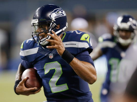 Pryor Trying To Find Spot On Seahawks Roster