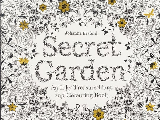 Adult coloring books have become a popular hobby.